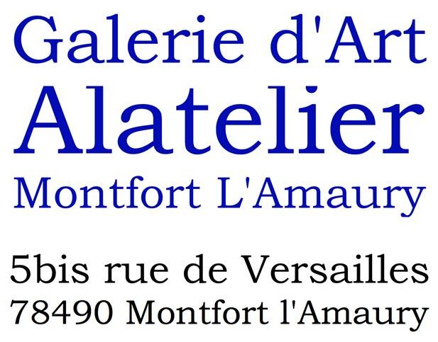 ALATELIER  Monfort l'Amaury
